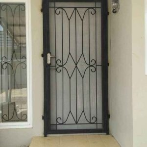 Jasa Pembuatan Teralis Pintu / Pintu Had